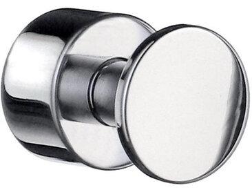 Smedbo Handtuchhaken (2 Stück) HOUSE, Silber, Messing verchromt