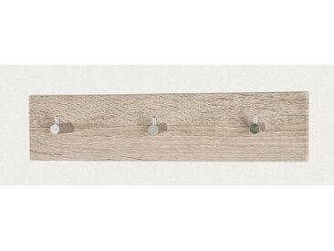 BOXXX Garderobenleiste ELLY, Braun, Holznachbildung