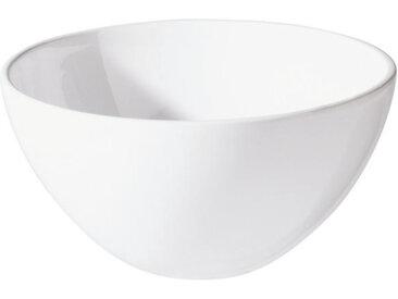 ASA SELECTION Schüssel 35cm GRANDE, Weiß, Steinzeug
