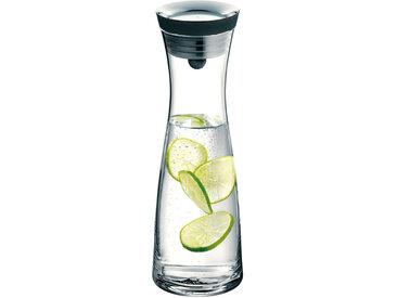 WMF Wasserkaraffe BASIC 0,75L, Weiß, Glas