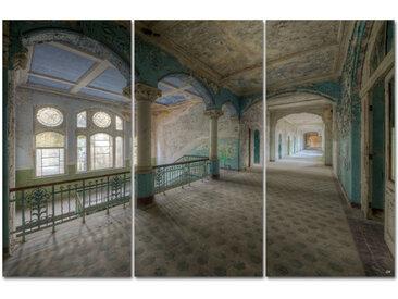 """Kollektion Wiedemann Bild """"DREAM A LITTLE DREAM OF, Mehrfarbig, Materialmix"""
