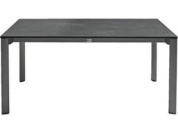 Zurbrüggen Gartentisch, Grau, Aluminium