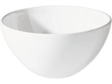 ASA SELECTION Schüssel 25cm GRANDE, Weiß, Steinzeug