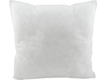 Füllkissen Polyester 50x50cm, Weiß, Polyester