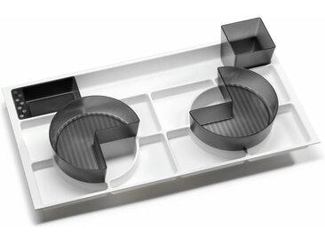 Fackelmann Organisations Set für Schubladen 80 cm