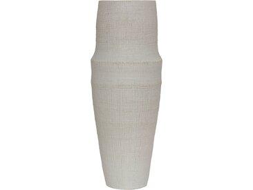 Keramikvase 'Weiß' - L