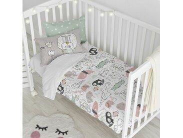2-tlg. Kinderbettwäsche-Set Ainsley