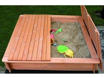 Quadratisch Sandkasten Rapello
