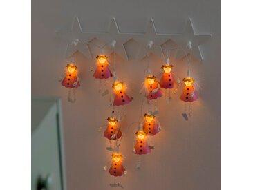 Party-Lichterkette Engel mit 10 Leuchten
