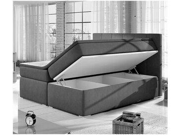 Boxspringbett Zeil mit Topper und Bettkasten