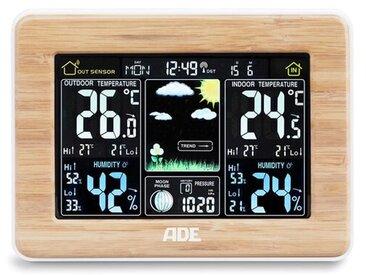 Wetterstation mit Außenbereichsensor