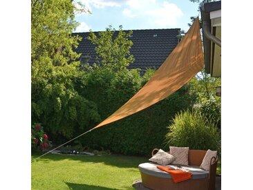 360 x 360 cm Dreieck Sonnensegel Arpana
