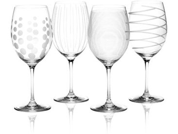 Cheers 4 Stück 685ml Rotweinglas Set