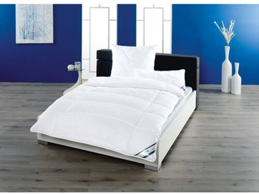 Vier-Jahreszeiten Bettdecke Klima Active Plus aus 80 % Polyester und 20 % Lyocell