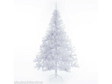 Künstlicher Weihnachtsbaum Weiß mit Ständer (Set of 6)