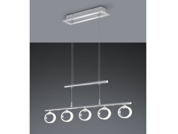 LED-Linear-Pendelleuchte 5-flammig Bchester