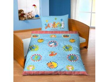 Renforcé-Kinderbettwäsche Die Lieben Sieben