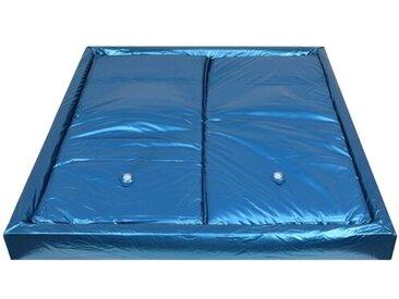 Hartseitige Wasserbettmatratze