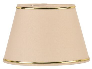 20 cm Lampenschirm aus Poly-Baumwolle