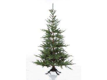 Künstlicher Weihnachtsbaum 195 cm Grün mit Ständer Oslo
