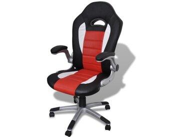 Gaming Stuhl aus Echtleder