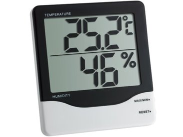 Elektronisches Thermo-Hygrometer