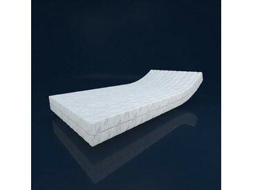 Kaltschaummatratze, Clear Ambient Malveaux Duo, 7-Zonen, 16 cm Höhe, 1 Schicht, OEKO-TEX Standard 100