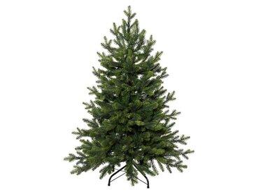 Künstlicher Weihnachtsbaum 120 cm Grün mit Ständer