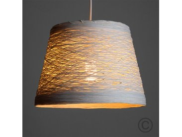 30 cm Lampenschirm aus Holz