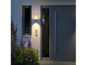 Wandbefestigte Hausnummer Outdoor Basic