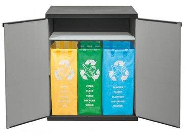 105 L Abfall- und Recyclingeimer Lilly-Mae