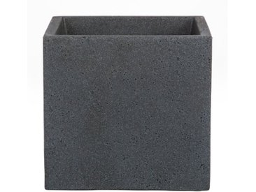 Blumenkübel C-Cube aus Kunststoff
