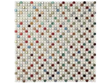 30 cm x 30 cm Naturstein-Mosaikfliese Greco