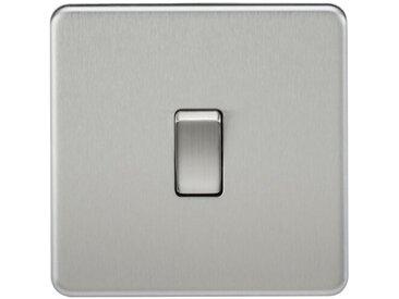 Wandmontierter Lichtschalter 10A 1G