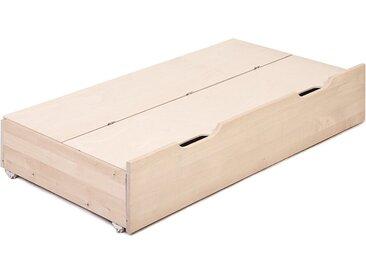Spielzeugbox Yappysmart mit Deckel und Rollen