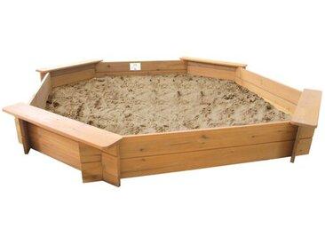 Achteckiger Sandkasten Keaton
