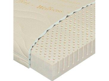 Latexmatratze, Clear Ambient, 7-Zonen, 16 cm Höhe