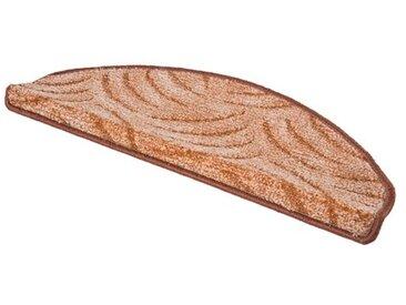 Stufenmatten-Set Amberg in Cognac