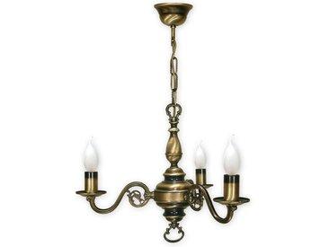 Broadview 3-Licht-Kerzenleuchter im Kerzen-Stil