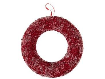 Weihnachtskranz Beeren