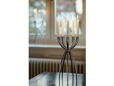 Kerzenhalter Copic aus Edelstahl