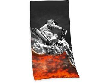 Strandtuch Motocross