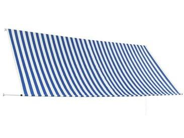 350 cm B x 150 cm T Ausfahrbare Terrassenmarkise Vadstena