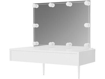Schminktisch Cabott mit Spiegel