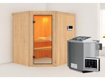 Sauna Siirin mit Ofen für 2 Personen