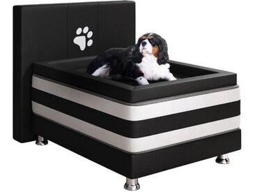 Hundebett Freida mit Boxspring-Matratze