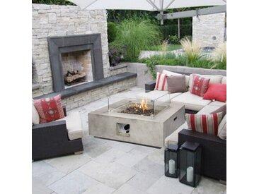 Feuerschale Garten Living aus Beton