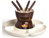 2 L Fondue-Set Peggie aus Keramik