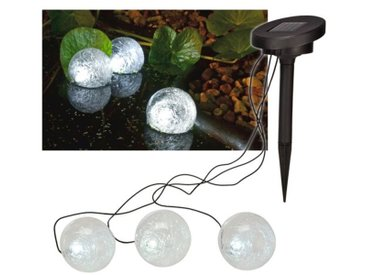Paulo Solar Schwimmender Teich 3 Licht LED Dekorations- und Akzentlicht