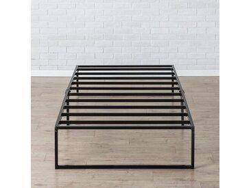 Metallbett, 140 x 200 cm